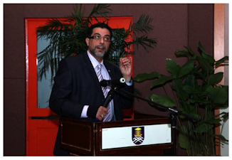 Keynote Address: 1st International Conference of the Center for Environment-Behavior Studies, UiTM