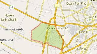thuê xe tải chở hàng Bình Tân, TpHCM