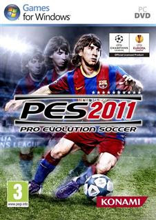Pro Evolution Soccer 2011 PT-BR – PC