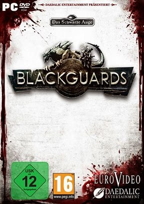Free Download PC Game Blackguards (2014)