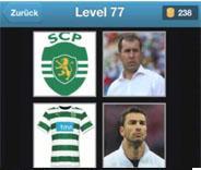 solution quiz de football niveau 77