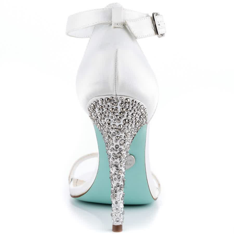 Comfortable Betsey Johnson Wedding Shoes