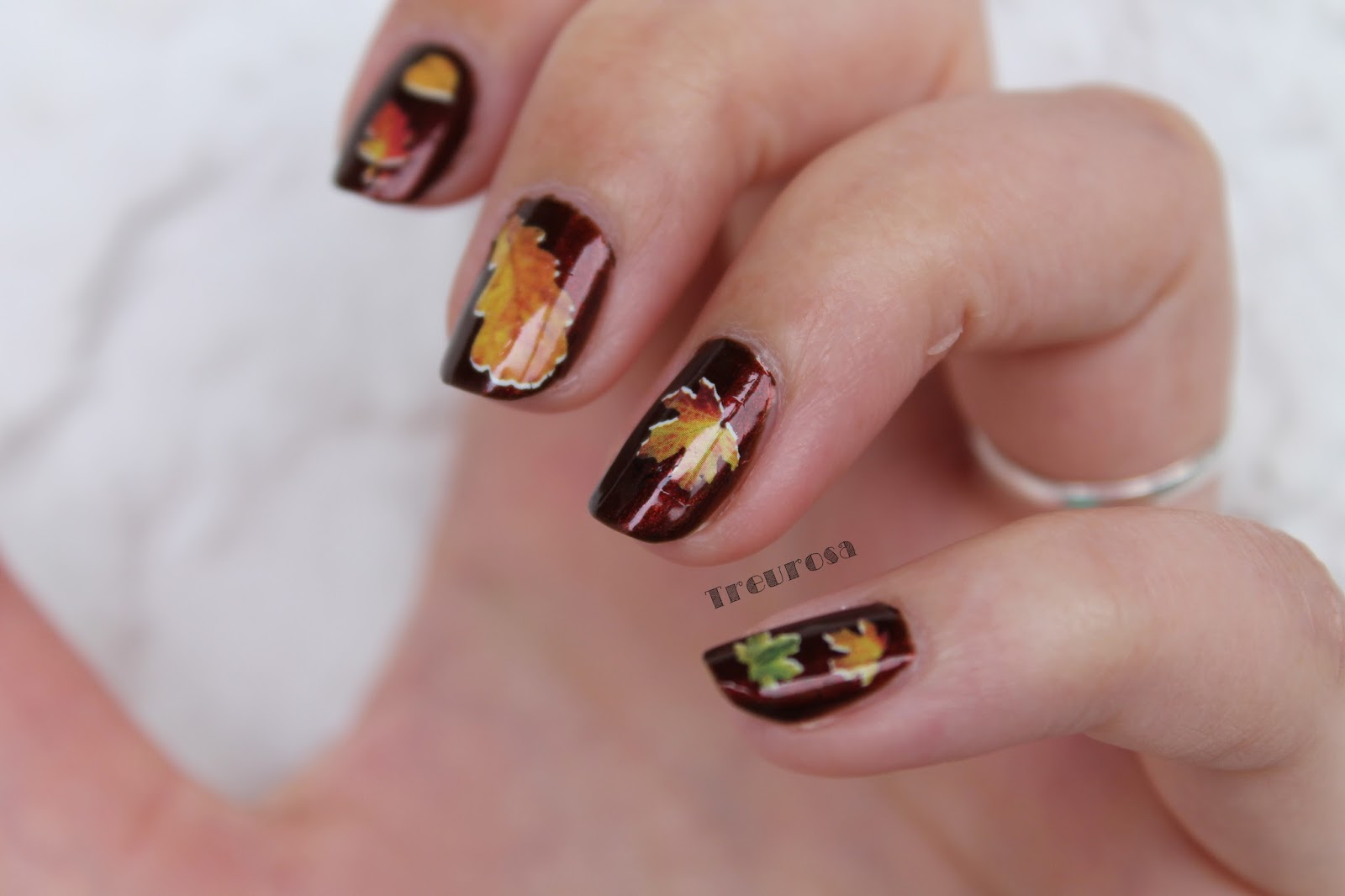 nageldesign herbst 2015 - Herbst OfficeNails