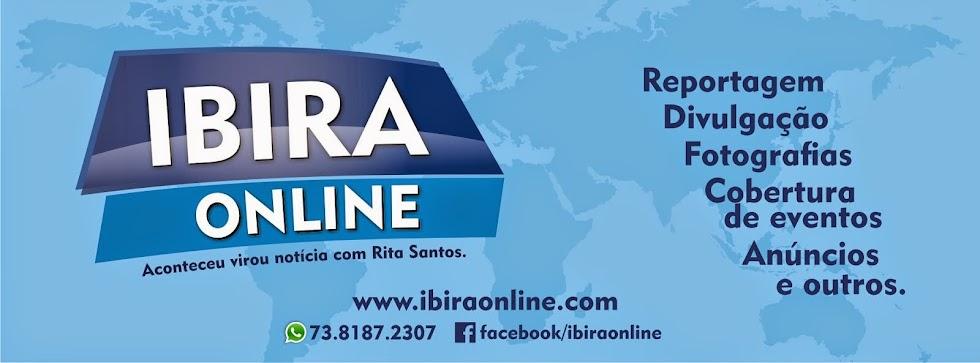 Ibira Online | Aconteceu virou notícia com Rita Santos.