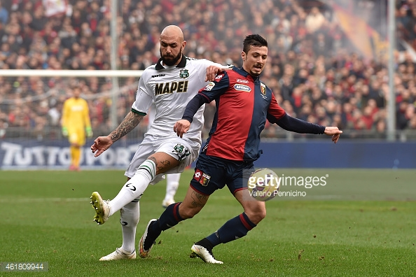Kèo thơm dự đoán Sassuolo vs Genoa