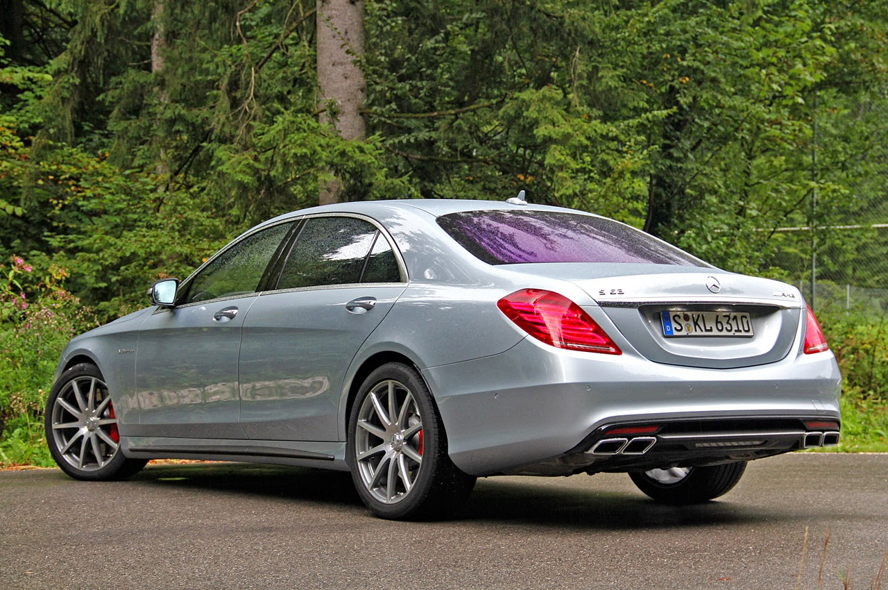 Automotiveblogz 2014 mercedes benz s63 amg first drive for Mercedes benz s 63 amg