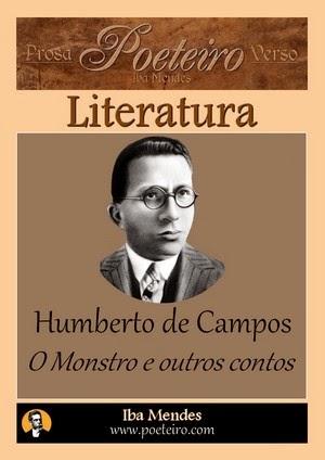 Humberto de Campos: O Monstro e outros contos