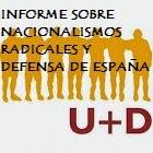 Informe 2015 sobre nacionalismo radical y defensa de España. Versión en catalán