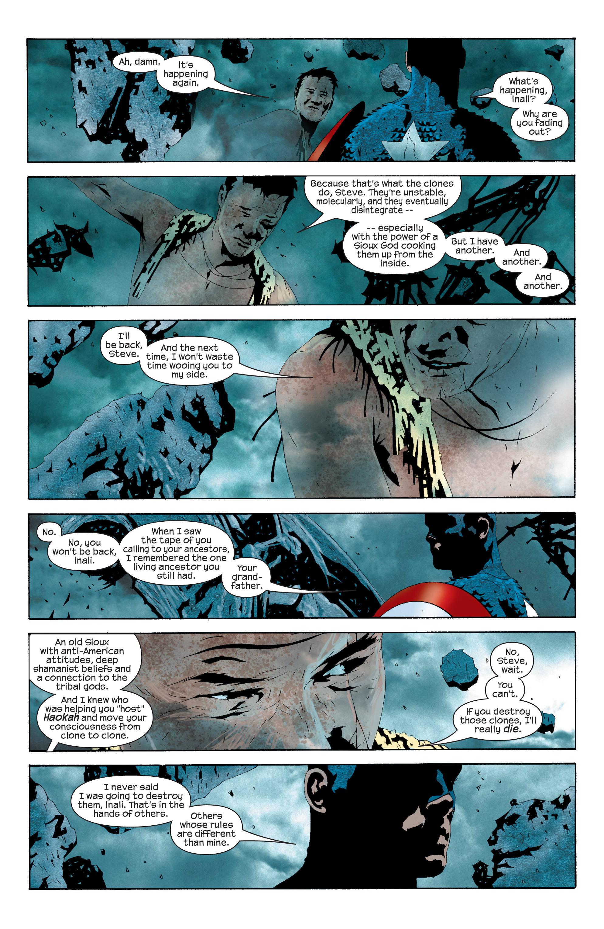 Captain America (2002) Issue #11 #12 - English 18