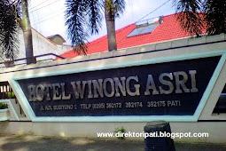 Hotel Winong Asri, Hotel Melati di Pati