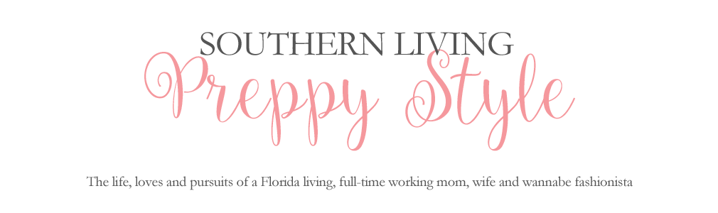 Southern Living: Preppy Style