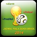 Inilah Jadwal Piala Dunia 2014 Lengkap