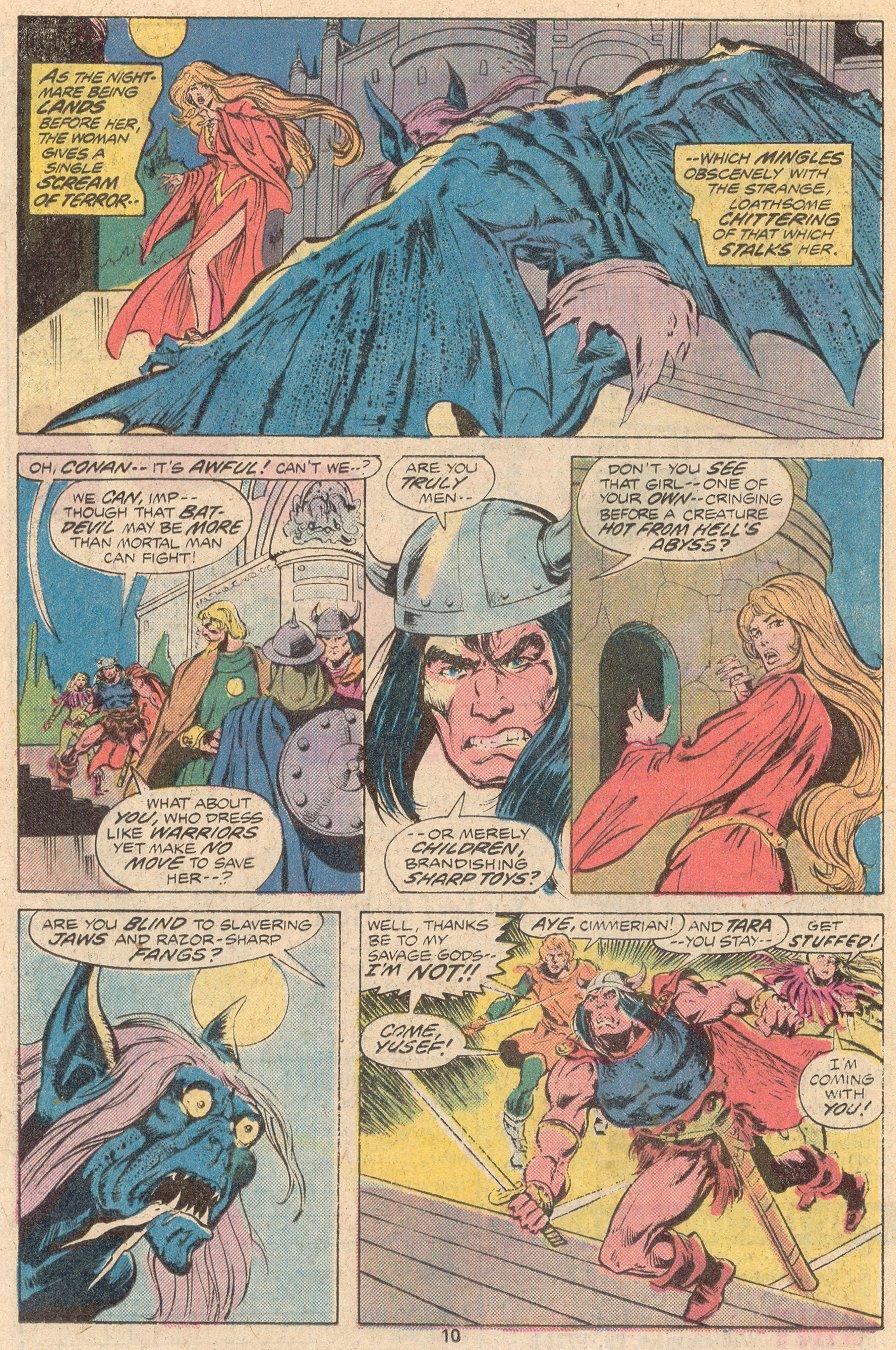 Conan the Barbarian (1970) Issue #56 #68 - English 7