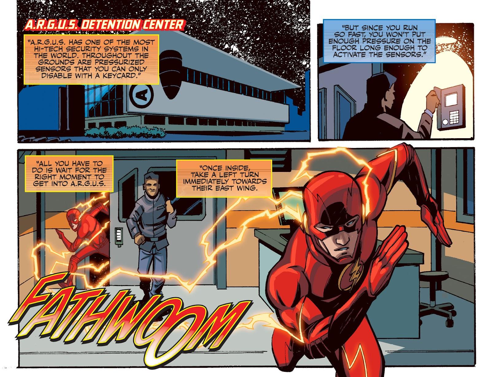 The Flash: Season Zero [I] Issue #16 #16 - English 5