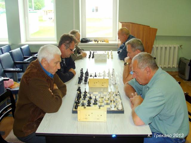 Международный День шахмат, турнир