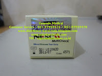 strip glukosa darah 4 in 1