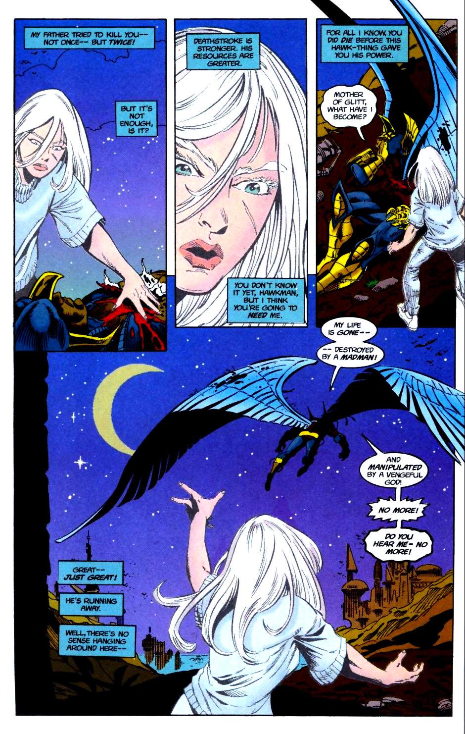 Deathstroke (1991) Issue #51 #56 - English 15