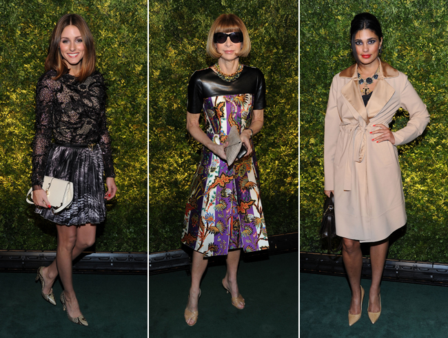 Christie's Green Auction and Vogue Runway to Green fashion show