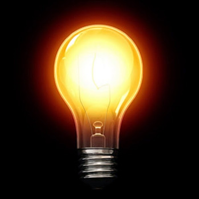 Lampu, kreative