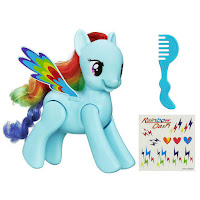 Flip and Whirl Rainbow Dash