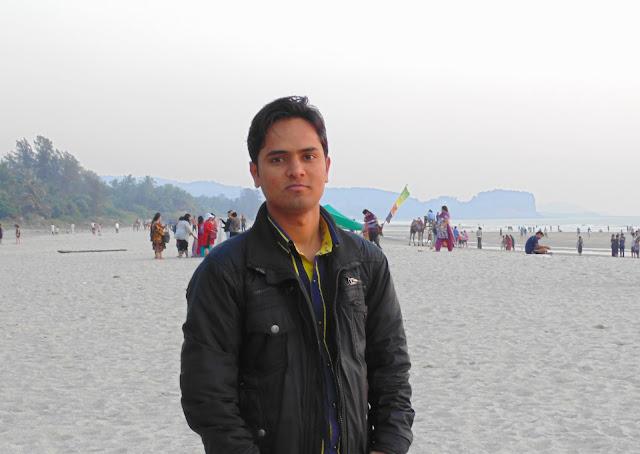 Weekend Winter Trip to Kashid Beach