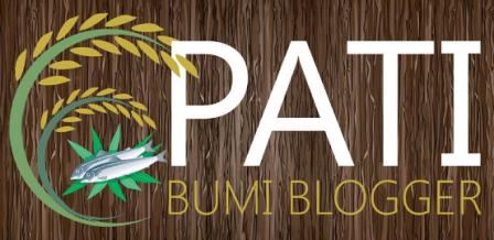logo pati bumi blogger