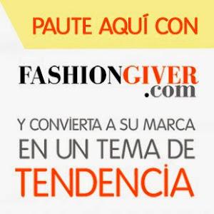 Paute con FashionGiver