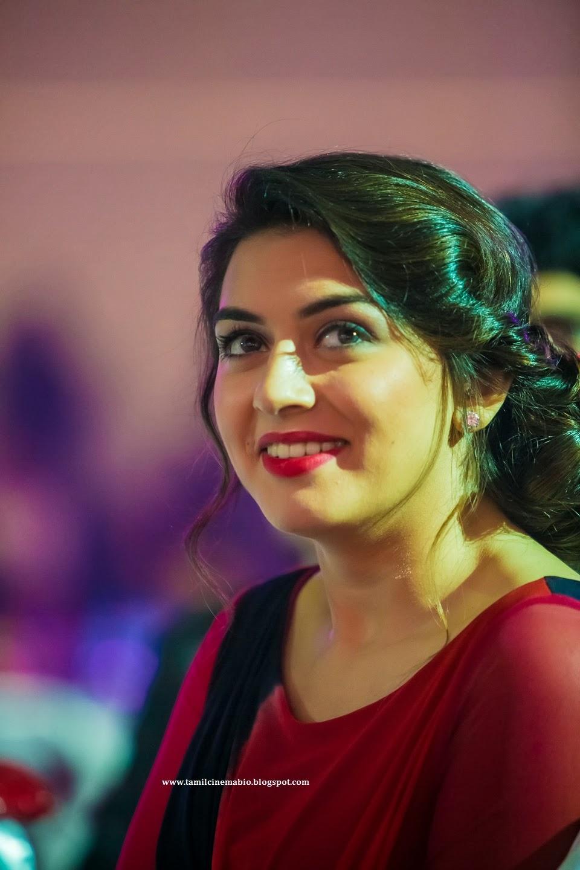 Tamil actress Hansika Motwani