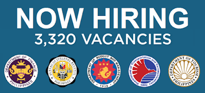 Vacant Government Jobs/Positions