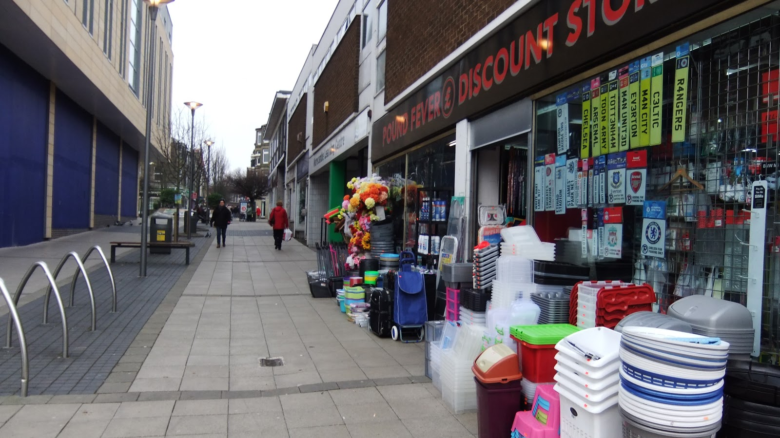 North West Images Morecambe Town Centre