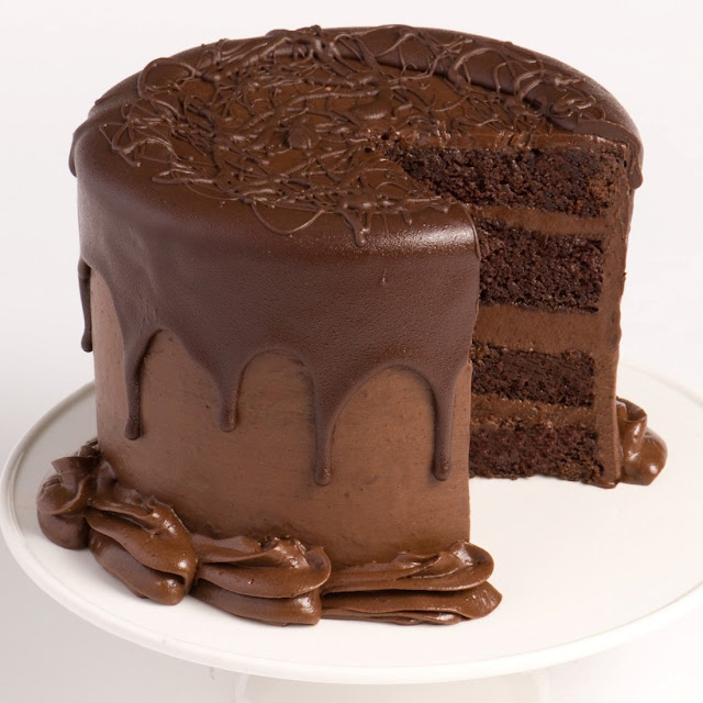 ¿CÓMO HACER UNA TARTA DE CHOCOLATE? - Receta de Tarta de Chocolate