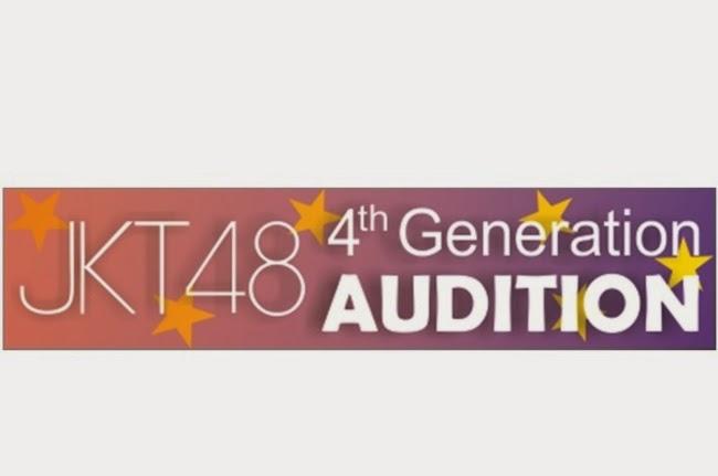 Audisi Generasi Ke-4 JKT48 Dibuka