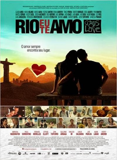 Baixar Filme Rio Eu Te Amo AVI Download via Torrent
