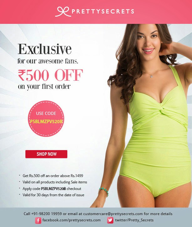 Get Rs 500 off on 1500
