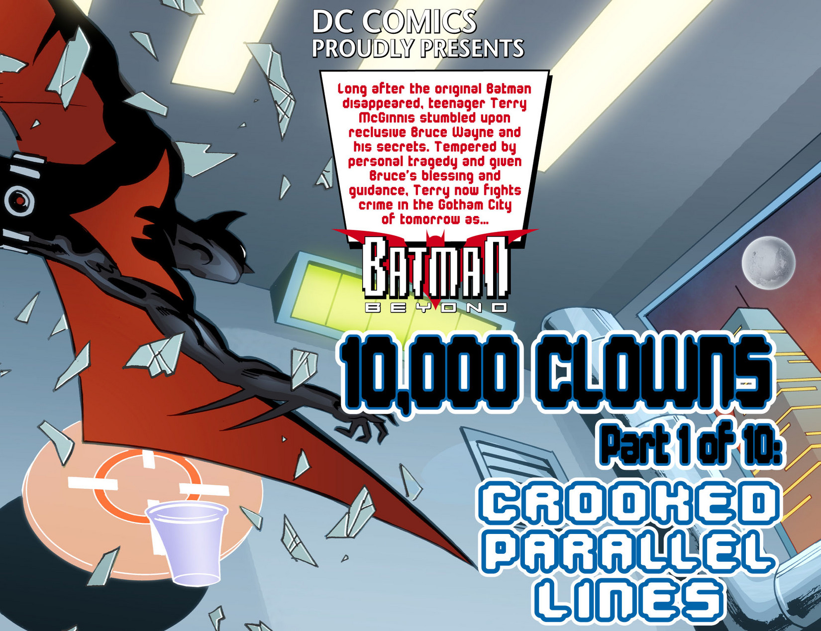 Batman Beyond (2012) Issue #9 #9 - English 6