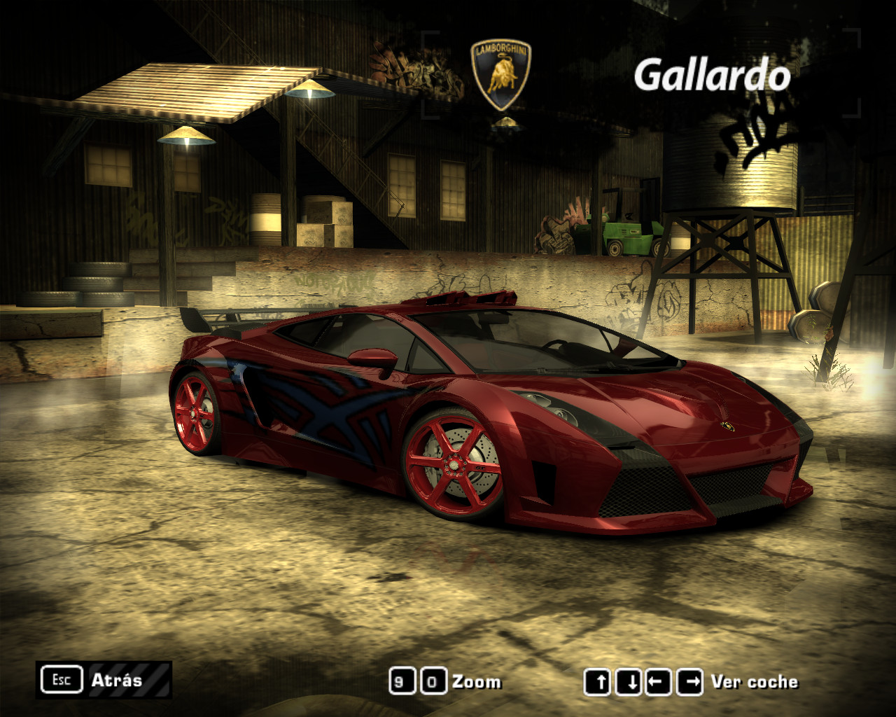 versión del most wanted llamada need for speed most wanted 5 1 0 ha