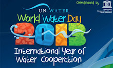 2013 - International Year of Water Cooperation