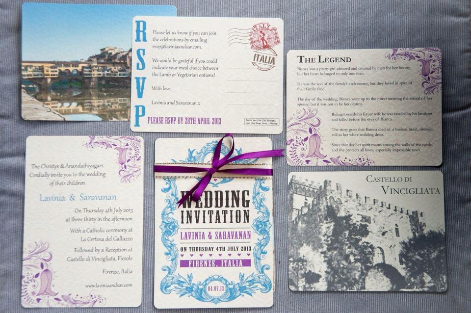 DIY Wedding: A wedding abroad | Bella Coco - Bella Coco by Sarah-Jayne