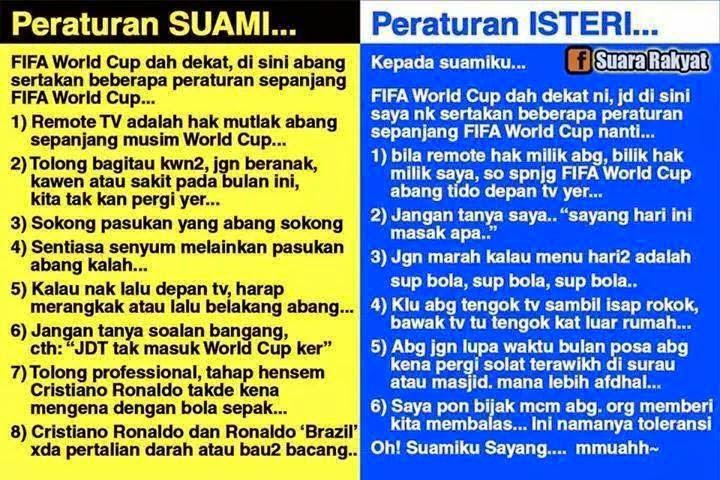 peraturan bola sepak piala dunia