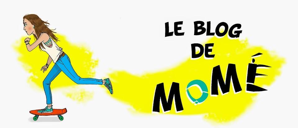 • Le Blog de Momé