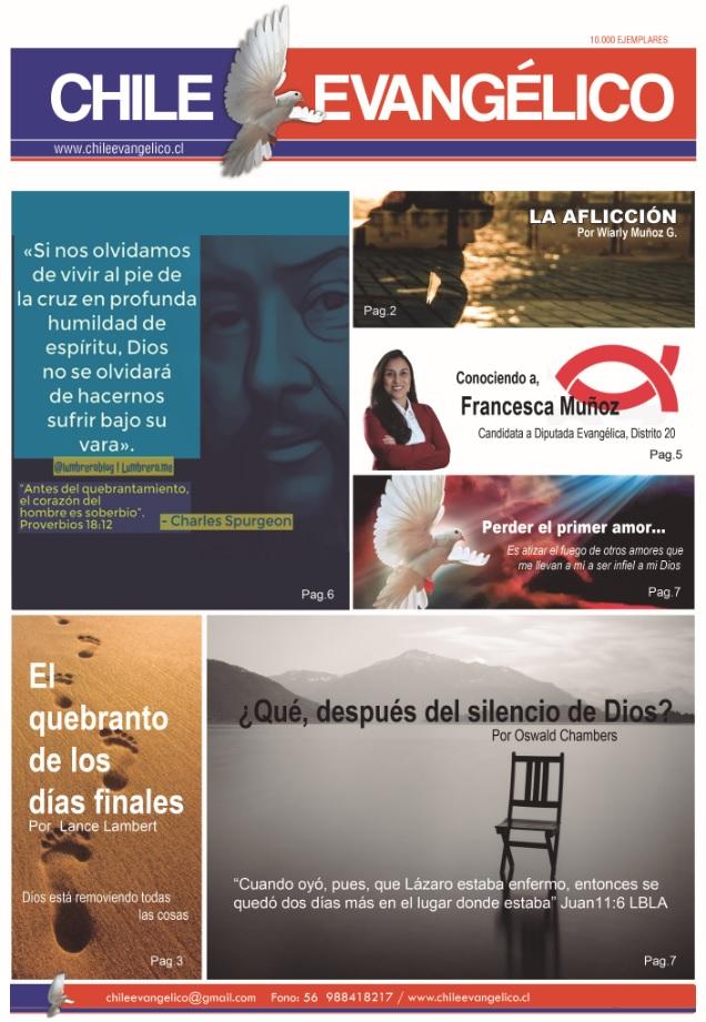 Periódico Chile Evangélico
