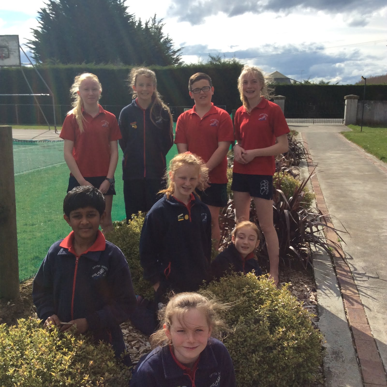 Dipton School Enviro Group