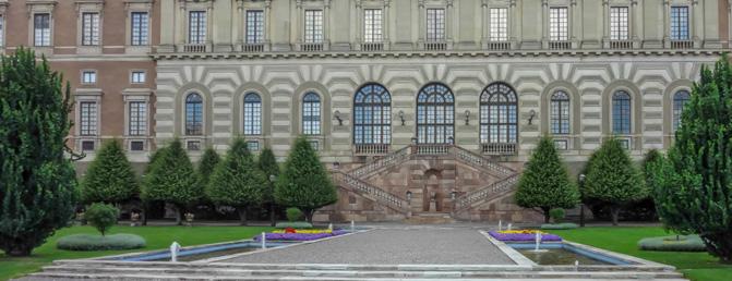Schloss Stockholm