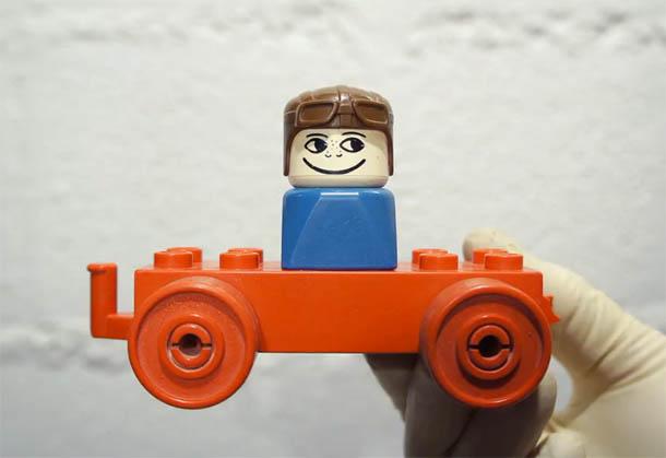 The King of Legoland - os brinquedos da nossa infância