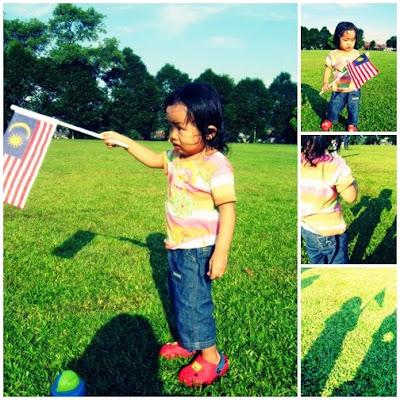 Saya Seorang Yang Sangat Patriotik