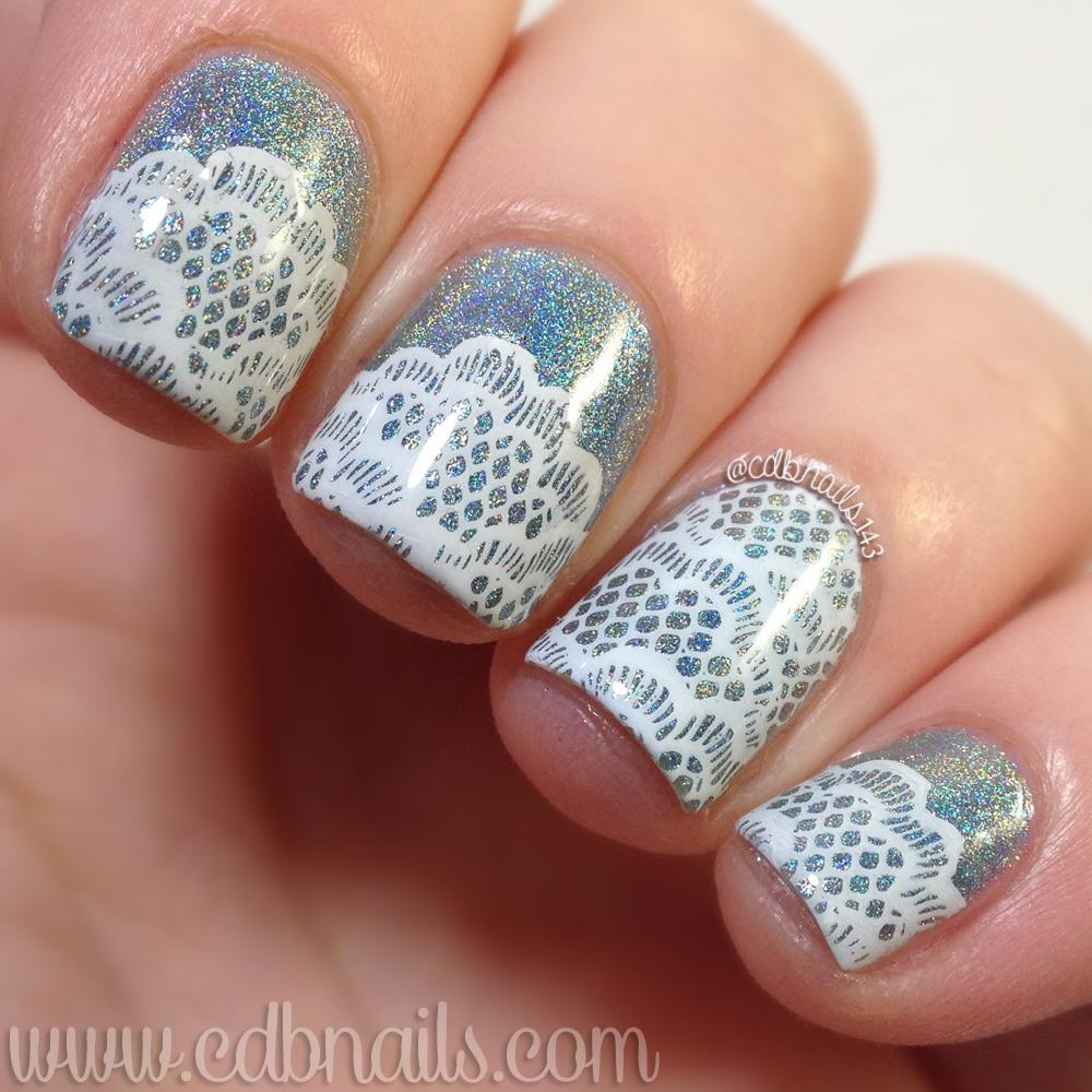 Cdbnails 40 great nail art ideas hehe plate review 40 great nail art ideas hehe plate review prinsesfo Choice Image