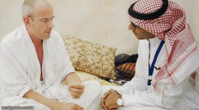 Pembuat Film Penghina Islam (FITNA) Naik Haji