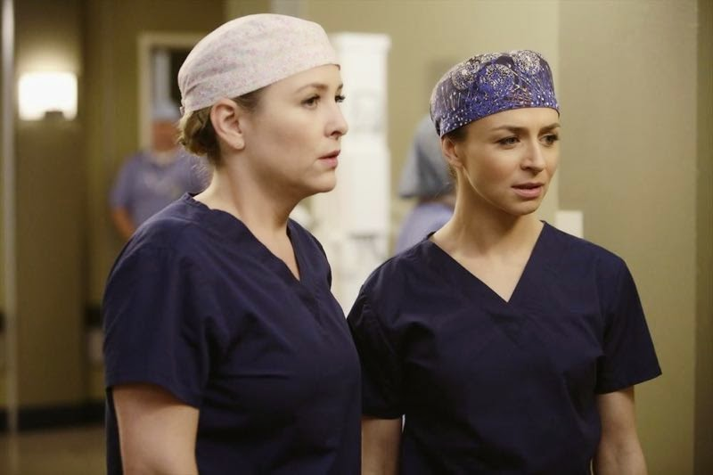 Grey's Anatomy - Episode 11.14 - The Distance - Promotional Photos