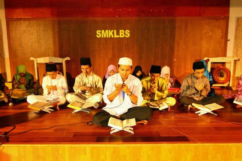 Bacaan Doa Untuk Majlis Rasmi di Sekolah
