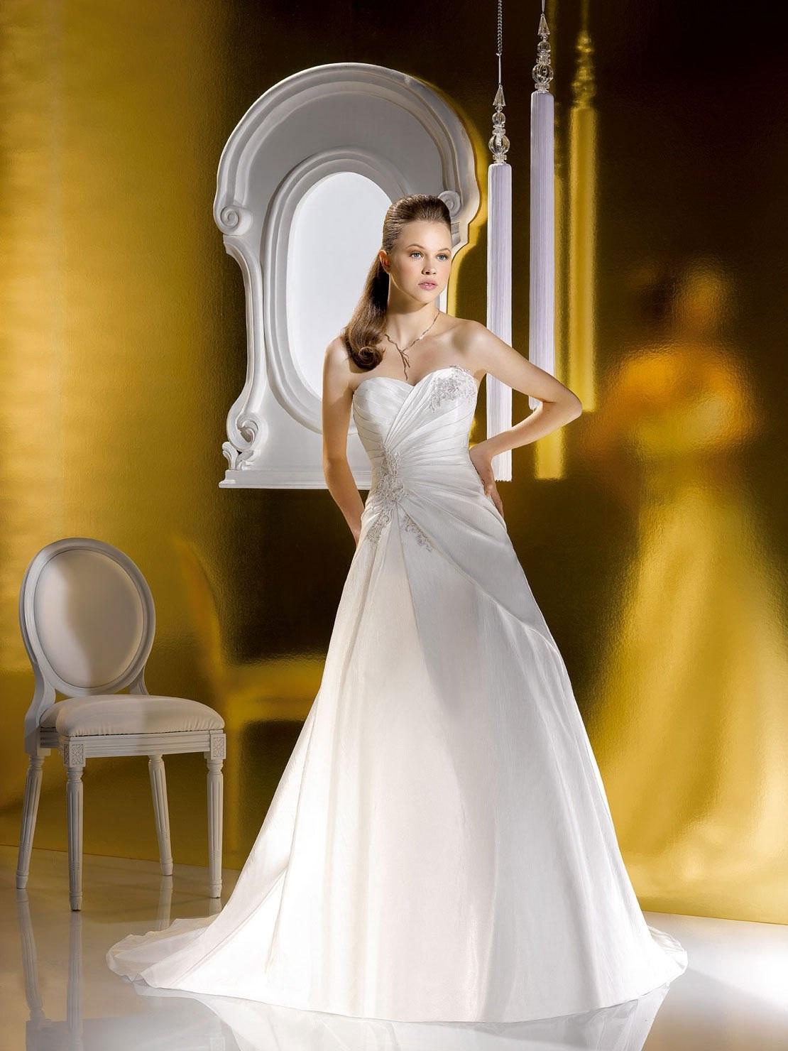 Bridal Wedding Dresses Just For You Spring 2013 Bridal Wedding Dresses